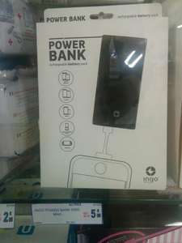 Batterie portable Powerbank Ingo - 5 200 mAh