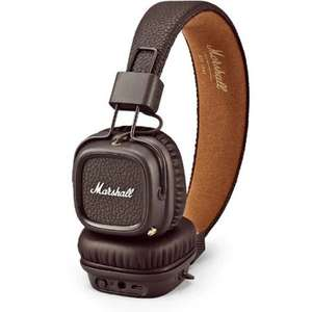 Casque audio sans-fil Marshall Major III - Bluetooth, blanc ou marron