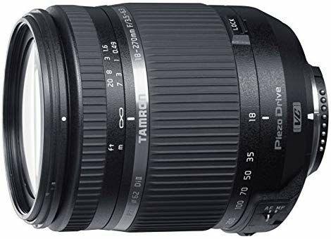 Objectif Tamron B008TS pour Appareil photo Nikon