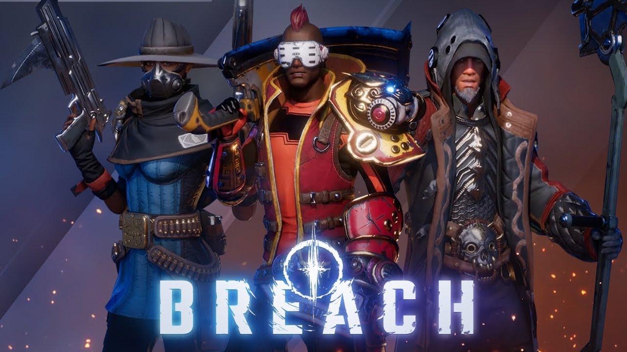 Breach offert sur PC (Dématérialisé - Steam)