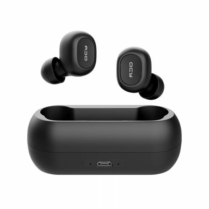 Écouteurs intra-auriculaires sans-fil QCY T1C - Bluetooth