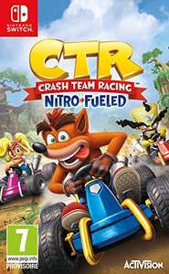 Pré-commande : Jeu Crash Team Racing Nitro-Fueled sur Nintendo Switch
