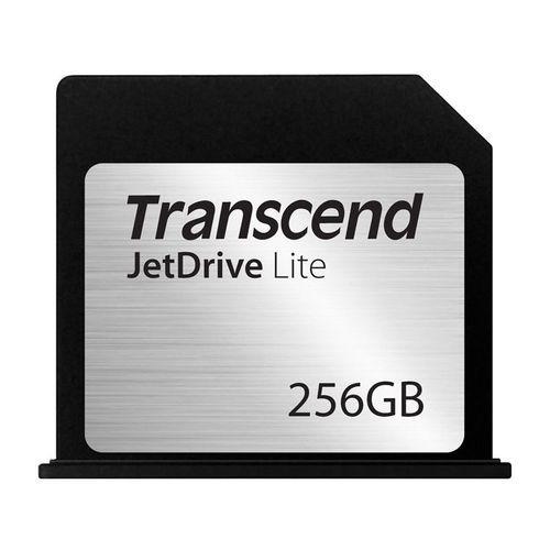 Carte d'expansion mémoire Transcend Expansion JetDrive Lite 130 ou 360 (Pour MacBook Air) - 256 Go