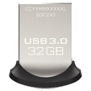 Clé USB 3.0 SanDisk Ultra Fit 32 Go