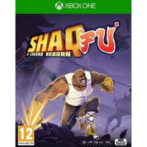 Sélection de jeux vidéo en promotion - Ex : Shaq Fu A Legend Reborn