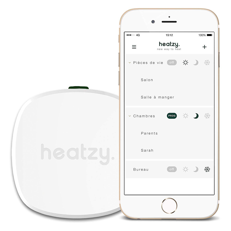 Heatzy Pilote: pilotage de vos radiateurs électriques en Wifi / 4G (heatzy.com)