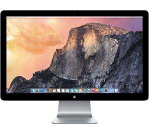 "Ecran 27"" Apple Thunderbolt Display - Reconditionné"