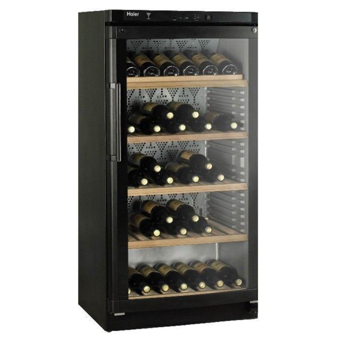 Cave à vin de vieillissement Haier  JC-298GA - Capacité 120 bouteilles