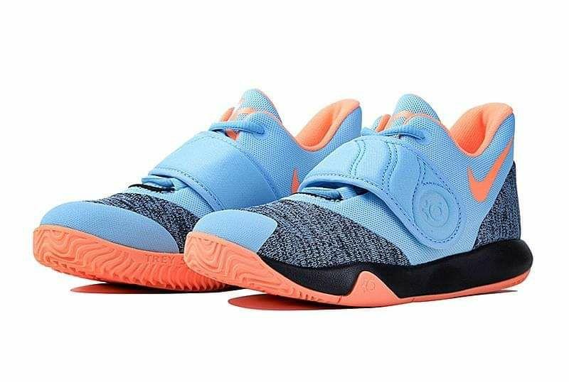 on sale 41518 d1fb2 Chaussures de Basketball pour enfant Nike KD Trey 5