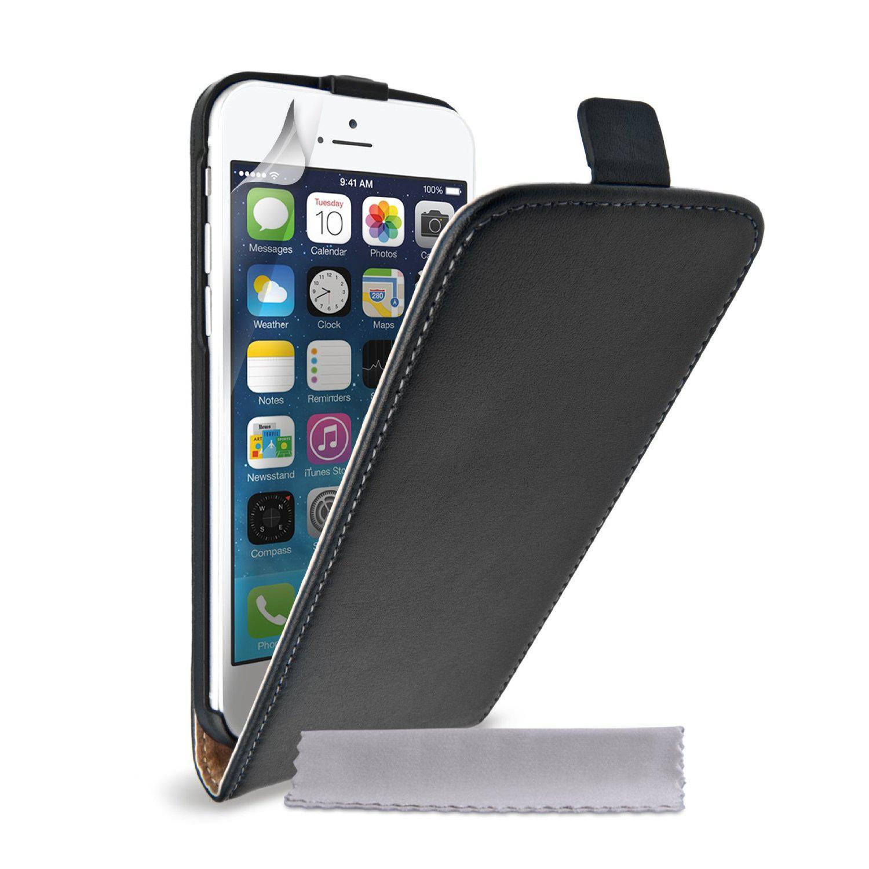 Sélection de housses et coques pour iPhone 6S à 0.99€ - Ex : Protection cuir + Protection écran pour Iphone 6S