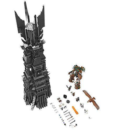 Jouet Lego Seigneur des Anneaux Tour d'Orthanc  10237