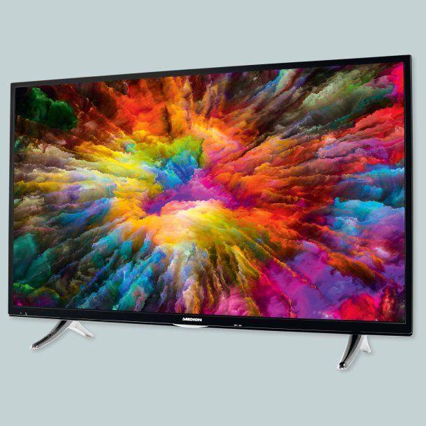 "TV 49"" Medion MD 32029 - 4K UHD, HDR, DTS HD, Garantie 3 ans. (Frontaliers Belgique)"