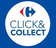 20€ offerts en bons d'achats tous les 100€ d'achat en click & collect les dimanches 27 septembre, 4, 11 et 18 octobre