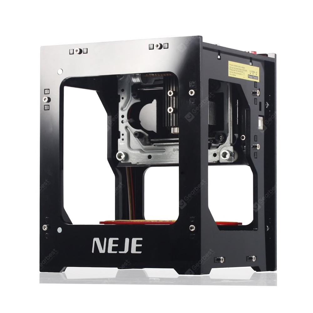 Machine à gravure laser NEJE DK - BL1500mw (Entrepôt Europe)