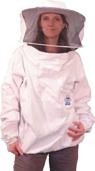 Vareuse apiculteur chapeau Apixpro - Espace Émeraude (49)