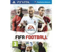 FIFA Football sur PS Vita