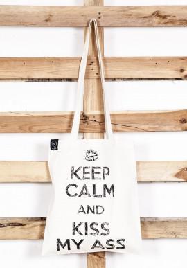 Sélection de Shopping Bag en promo - Ex : Sac Keep Calm and Kiss my Ass