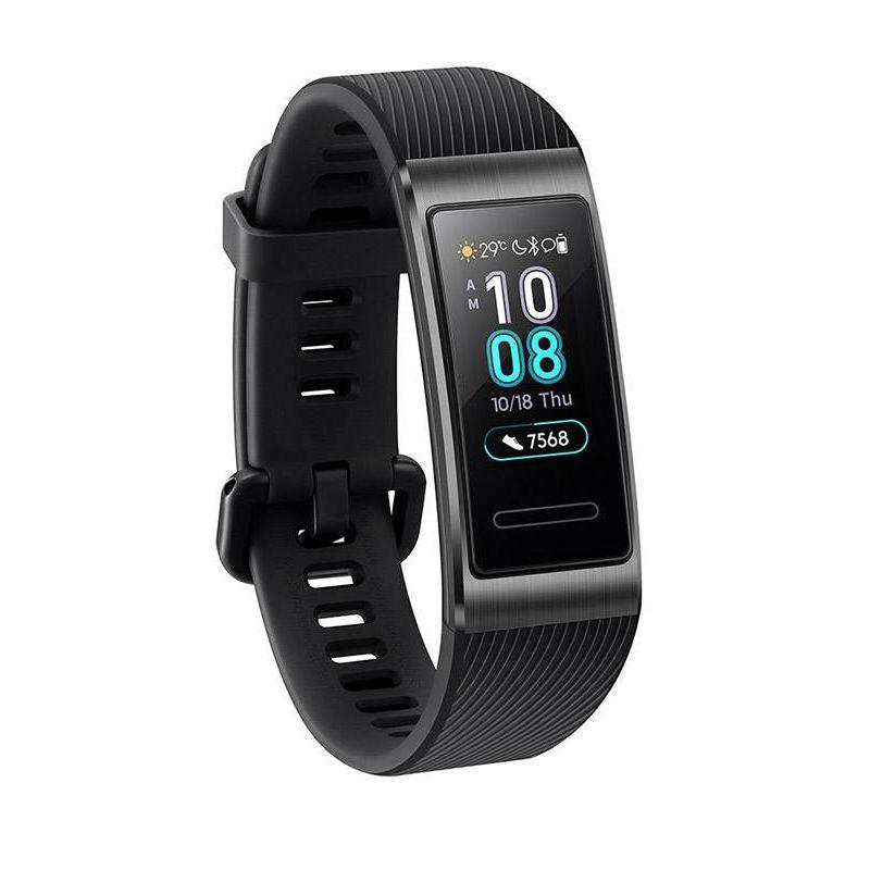 Bracelet connecté Huawei Band 3 Pro - noir