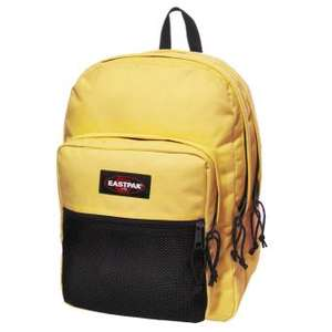 Sac à dos Eastpak Pinnacle, Jaune, 38 litres