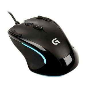 logitech gaming mouse g300s souris 9 boutons filaire. Black Bedroom Furniture Sets. Home Design Ideas