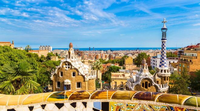 Vol Aller-Retour Lyon (LYS) - Barcelona (BCN) - Départ le 3 juin / Retour le 3 juillet