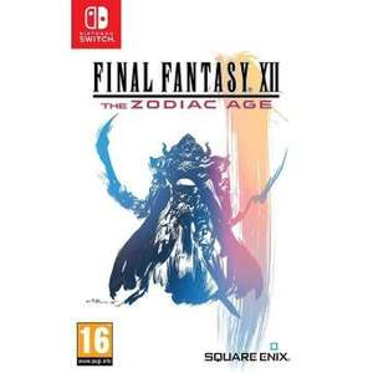 [Pré-commande - Adhérents] Final Fantasy XII The Zodiac Age sur Nintendo Switch (+ 5€ sur le compte fidélité)