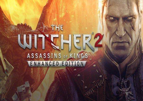 The Witcher 2: Assassins of Kings - Édition Enhanced sur PC (dématérialisé - DRM-Free)