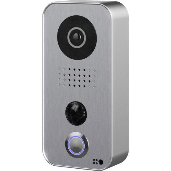 Portier vidéo IP wifi Doorbird D101 Argent (vendeur tiers)