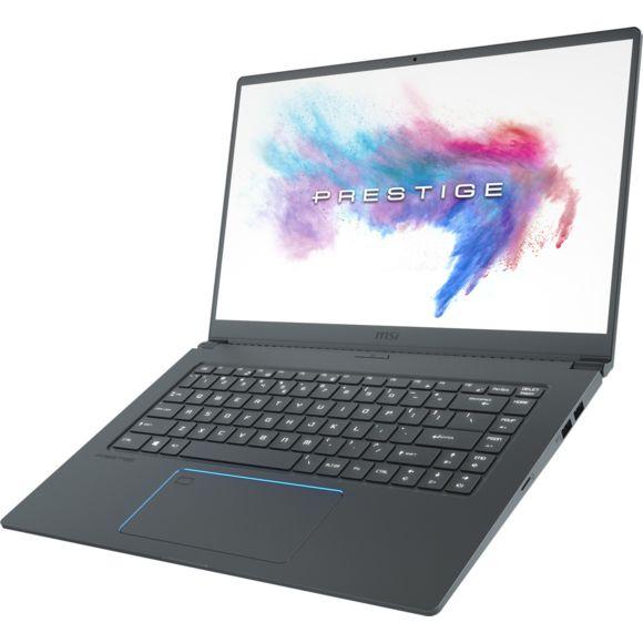 """PC Portable 15.6"""" MSI PS63 Modern 8RC-025FR - i7-8565U, 16Go DDR4, GTX 1050 4G"""