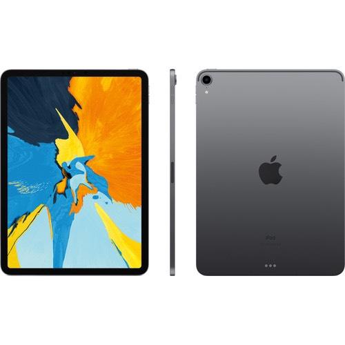 "Tablette 11"" Apple iPad Pro  Wi-Fi (2018) - A12X, 64Go, Gris Sidéral"