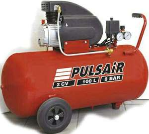 Compresseur Pulsair 100 L