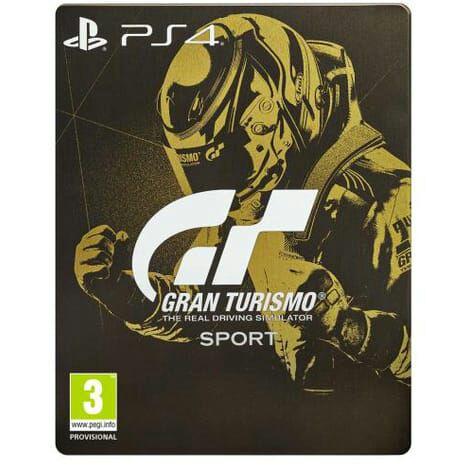 Gran Turismo Sport  Special Edition sur PS4 (via 35€ sur la carte Waaoh)