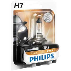 Ampoule de phare Philips H7 12V 55W