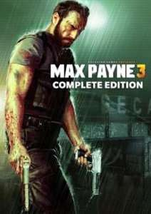 Max payne 3 : The Complete Edition sur PC