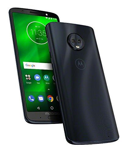 "Smartphone 5.9"" Motorola Moto G6 Plus - IPS Full HD, RAM 4Go, 64Go de ROM, Noir"