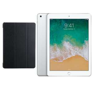 """Tablette 9.7"""" Apple iPad (2018, 32Go, Wifi) + Housse Support Coque"""