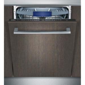 Lave vaisselle encastrable  Siemens SN658X00ME - 14 couverts, 41dB, A+++, Moteur induction