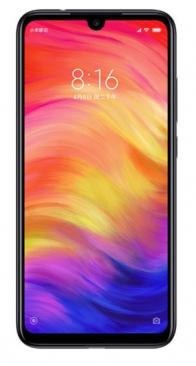 "Smartphone 6.3"" Xiaomi Redmi Note 7 - 4Go/64Go, Noir"