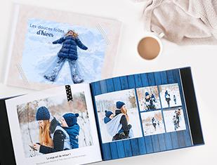 [Nouveaux clients] Livre photo style  prestige ou carré (frais de port inclus)