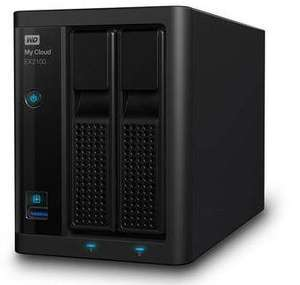 NAS - Western Digital My Cloud  EX2100