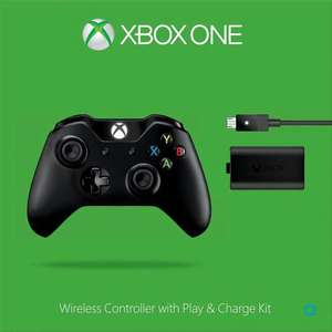 Manette Xbox one plus kit play and charge