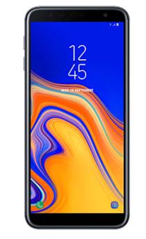 """[Clients Auchan Télécom] Smartphone 6"""" Samsung Galaxy J6 Plus - 3 Go de RAM, 32 Go de ROM (via ODR 30€)"""