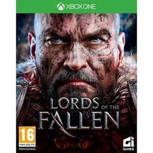 Lords of the Fallen Edition Limitée sur Xbox One