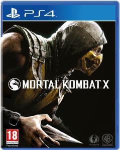 Jeu Mortal Kombat X sur PS4