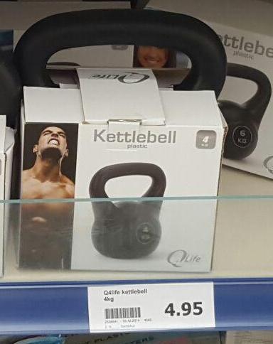 Kettlebell Q4Life