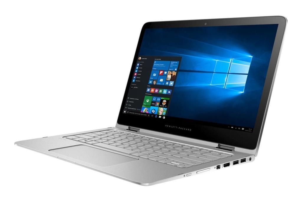 "PC portable Hybride 13"" HP Spectre X360 13-4106 (i5-5200U, 4 Go, SSD 128 Go)"