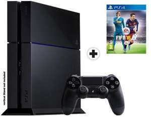 Console Sony PS4 1To Chassis C (CUH12xx)  + FIFA 16