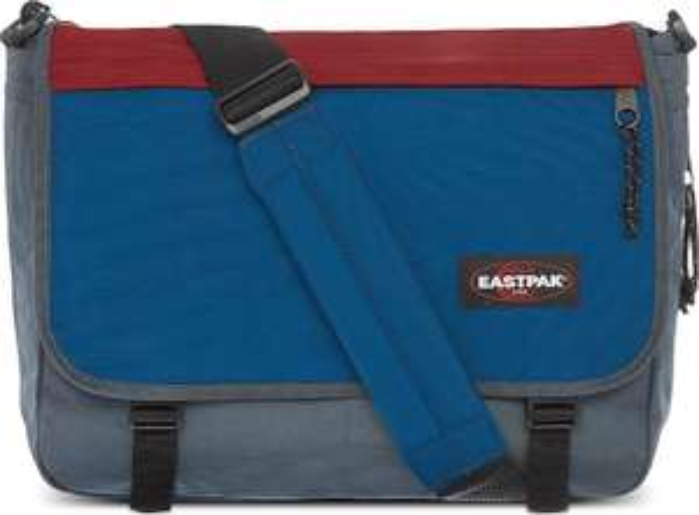 Sac Bandoulière Eastpak Delegate Bloxx Blue (Extensible 20 à 26L)