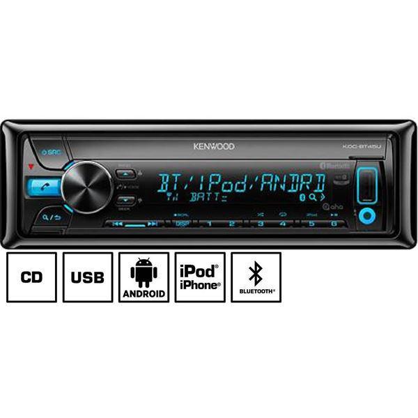 Autoradio Kenwood KDC-BT45U BlueTooth