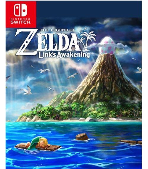[Pré-commande] The Legend of Zelda: Link's Awakening sur Switch